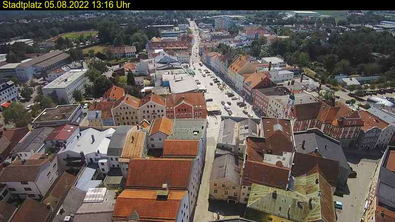 Webcam Eggenfelden